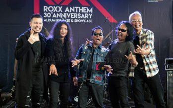 """ROXX Luncurkan Album """"ANTHEM"""""""