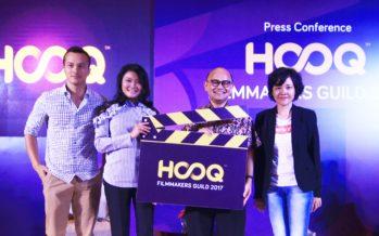 HOOQ Luncurkan Program HOOQ Filmmakers 2017