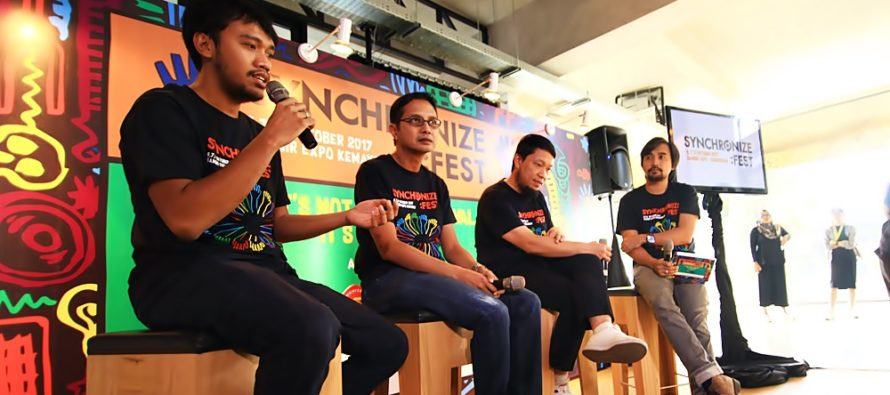 Synchronize Festival 2017 Akan Tampilkan Lebih Dari 100 Band Nasional