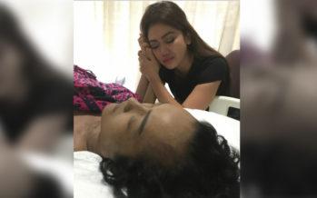 Julia Perez Menghembuskan Nafas Terakhir