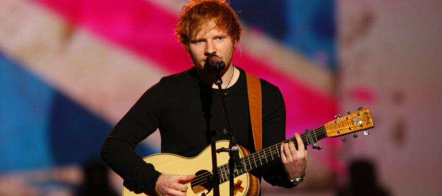 Tiket Konser Ed Sheeran Ludes Terjual