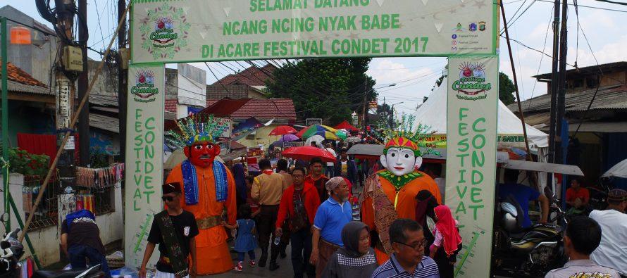 FESTIVAL CONDET 2017 Berlangsung Meriah