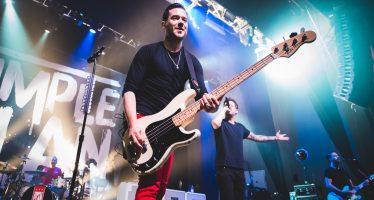 Bassist Simple Plan Mengalami Depresi