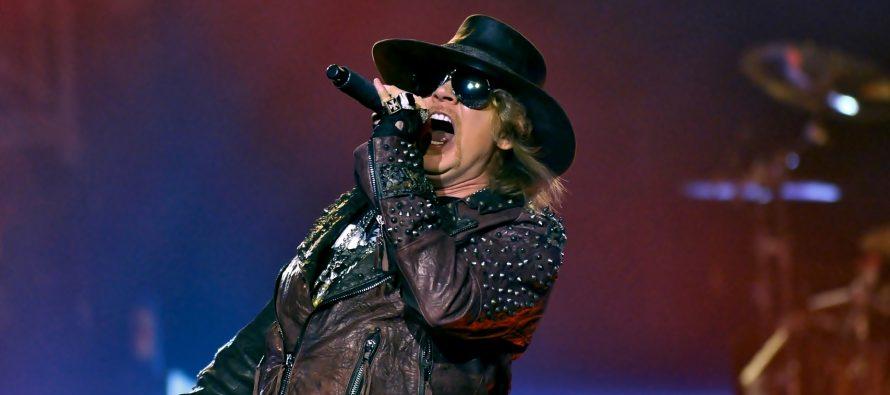 Guns N Roses Batal Mengunjungi Yerusalem Setelah Ada Insiden Tembak Menembak