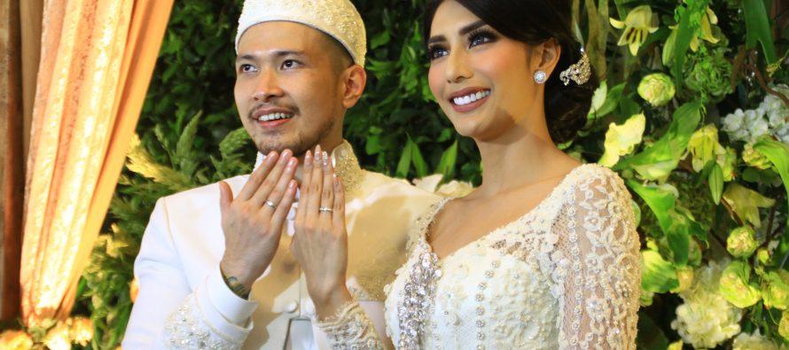Tyas Mirasih resmi menikah dengan Raden Muhamad Soedjono