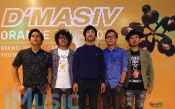 Jalani Tur 4 Kota, D'Masiv Libatkan Band Opening Dan Stand Up Komedian