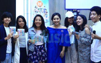 """Launching Album Musik Anak Terbaik """"Di Atas Rata – Rata"""" Karya Erwin Gutawa Dan Gita Gutawa"""