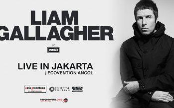 Konser LIAM GALLAGHER of OASIS, Live in Jakarta Di Undur Tahun Depan