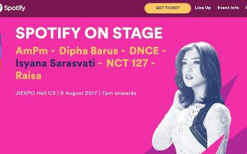 "Spotify Akan Gelar Acara ""Spotify On Stage 2017"""