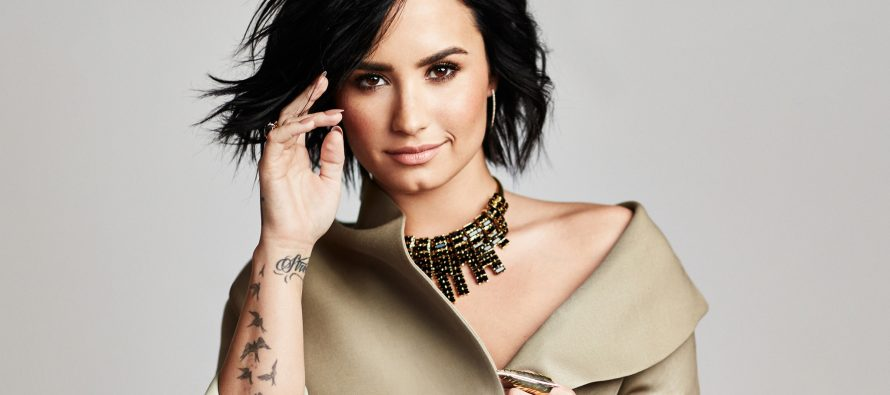 "Demi Lovato Rilis Single ""Sorry Not Sorry"""