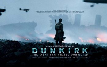 "Film ""DUNKIRK"" Duduki Puncak Peringkat Box Office Akhir Juli 2017"