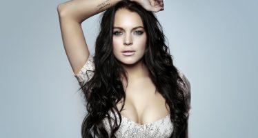 Lindsay Lohan Liburan Di Bali