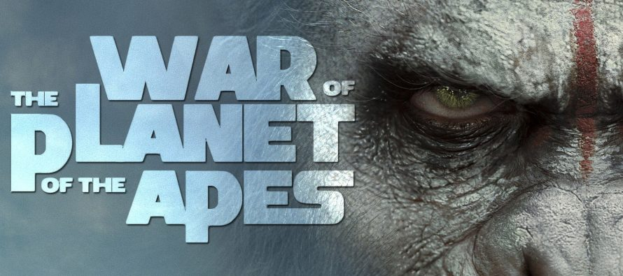 Film War for the Planet of the Apes Telah Tayang di Bioskop