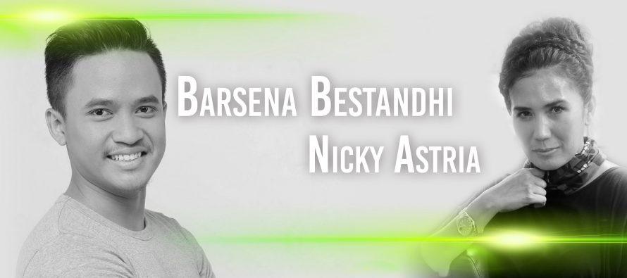 "Kolaborasi Barsena Bestandhi Dan Nicky Astria Di Lagu Legendaris ""Mengapa Harus Berjumpa"""