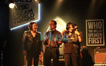 Speaker First Menggandeng Setiawan Djody, Ipang Lazuardi Dan Eet Sjahranie