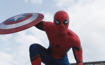 Spiderman : Homecoming Melesat Memimpin Box Office