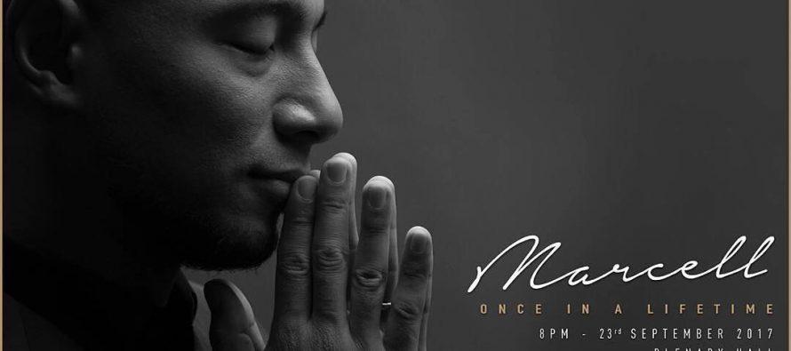 "15 Tahun Berkarir, Marcell Akan Gelar Konser ""Once In A Life Time"" di Malaysia"