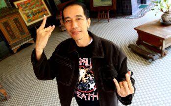 Jokowi Menghadiri We The Fest