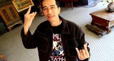 Jokowi Menghadiri We The Fest