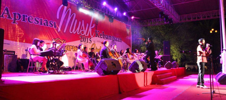 """Kota Solo Menggelar Event Apreasiasi Musik Kebangsaan Bertajuk """"Jayalah Negeriku"""""""