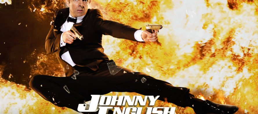 Johnny English 3 segera ditayangkan