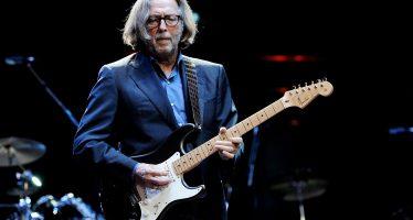 Film Dokumenter Eric Clapton Siap Ditayangkan