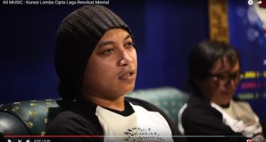 Inilah Para Juara Dalam Lomba Cipta Lagu Revolusi Mental 2017