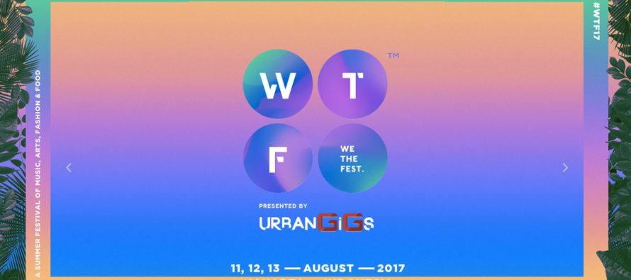 We the Fest 2017 Siap Digelar