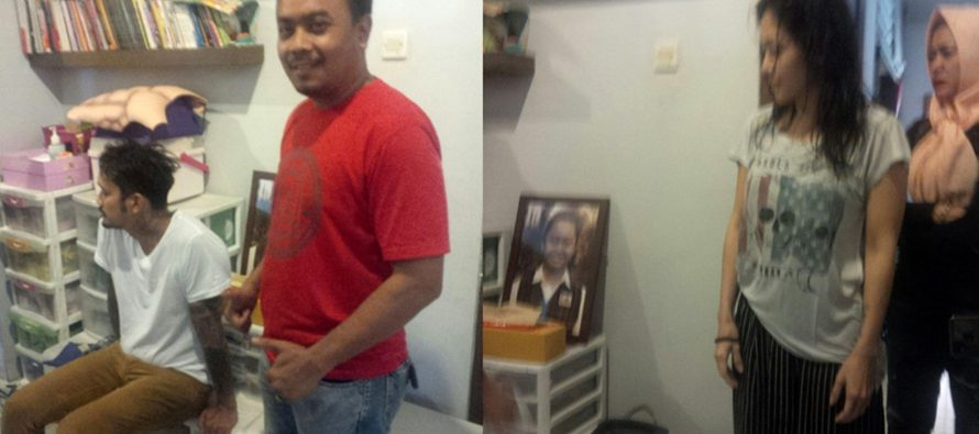 Tora Sudiro & Istri Ditangkap Karena Narkoba