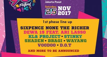 The 90's Festival, Reuni Para Musisi 90-an, Kembali Di Gelar Di Jakarta