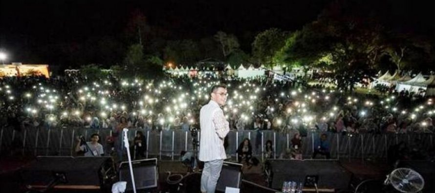 Klarifikasi Promotor Saat Sound System Afgan Di Matikan Saat Tampil Di Prambanan Jazz 2017