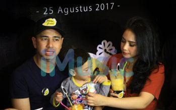 "Raffi Ahmad dan Nagita Slavina Buka Bisnis Baru ""Mango Bomb"""