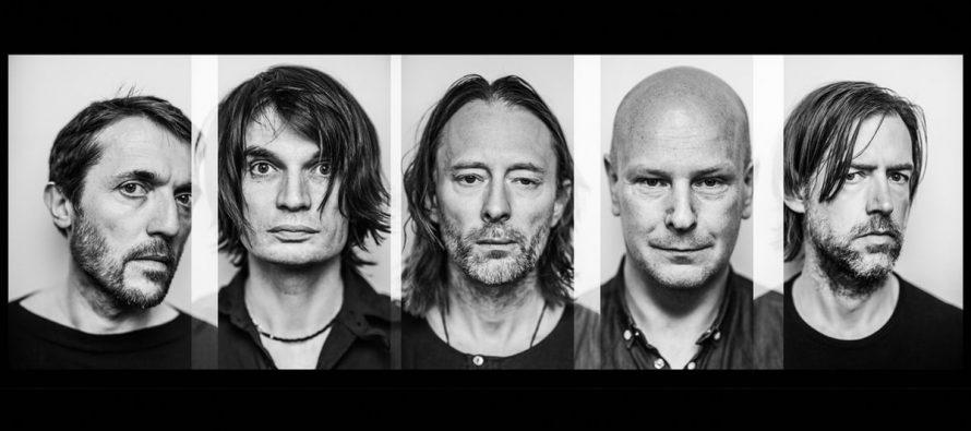 "Vokalis Radiohead, ""Thom Yorke"", Bersitegang Dengan Aktivis Pro Palestina"