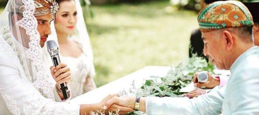 Akhirnya Raisa dan Hamish menikah