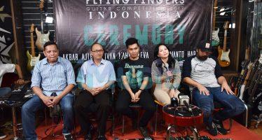"""Kompetisi Gitar """"Ibanez Flying Fingers Indonesia"""" Membuat Komunitas Gitaris Semakin Luas"""