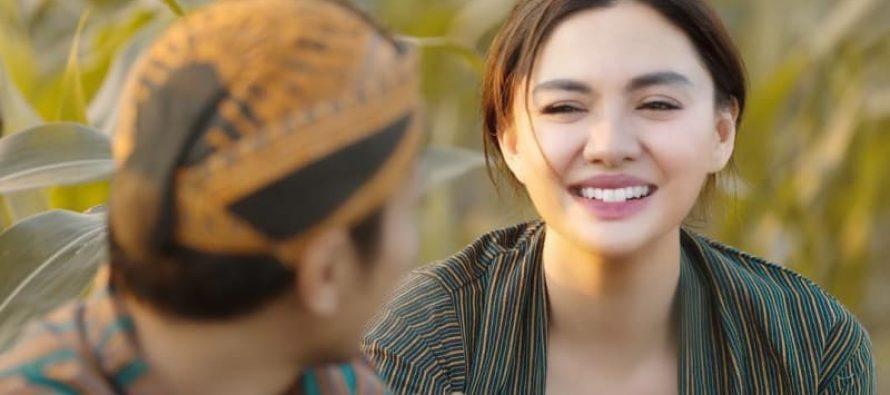 Vicky Shu Melangsungkan Pernikahan Di Candi Borobudur