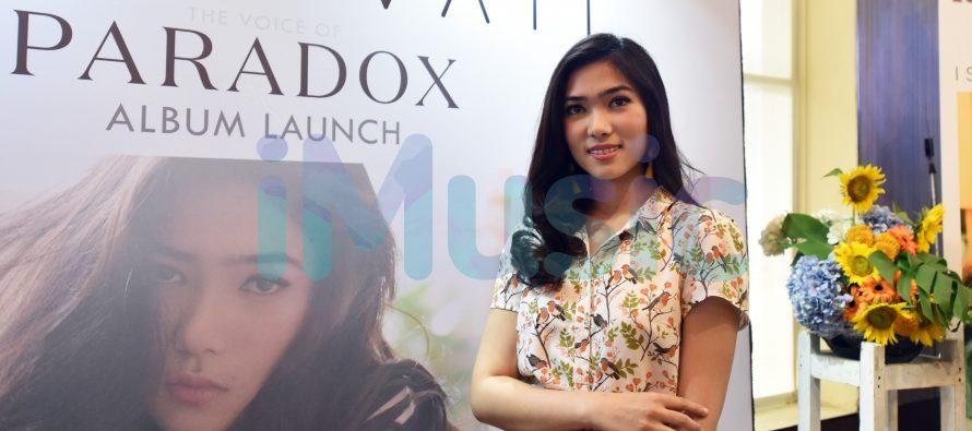 """Penyanyi Cantik Isyana Sarasvati Rilis Album Terbarunya Berjudul """"PARADOX"""""""