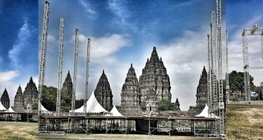 Dream Theater Gagal Konser Di Candi Prambanan