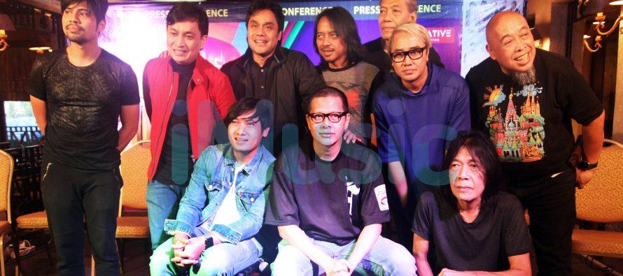 5UPERGROUP Live In Concert Tampilkan 5 band Nasional Pilihan Netizen