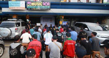 Instadrumming Dan Indonesia Drummer Menghadirkan Sandy Pas Band, Echa Sumatri dan Dony Cupumanik
