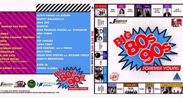 """Seno M Hardjo Kembali Mempersembahkan Album Lagu Legendaris Berjudul """"BIG 80s-90s FOREVER YOUNG"""""""