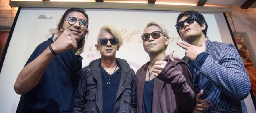 "J-Rock Rilis Album ""Let's Go"""