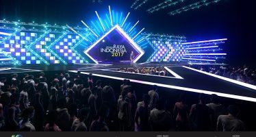 Pekan Raya Indonesia 2017 Menampilkan Kolaborasi Musik Kita (KOMIK)