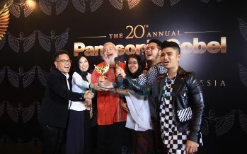 Angling Dharma Dinobatkan Sebagai Pemenang Kategori Theme Song Drama Seri