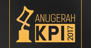 Daftar Nominasi Anugerah KPI 2017