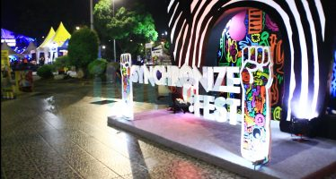Synchronize 2017 Dihebohkan Dengan Kedatangan Jokowi