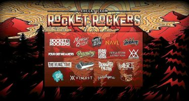 "Album Keroyokan Rocket Rockers ""Cheers From Rocket Rockers"""