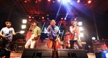Base Jam Reunion Tampil Membawakan Album Terbaru