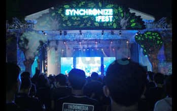 Superman Is Dead Dan Tipe-X Sukses Mengakhiri Synchronize Fest Di Hari Pertama