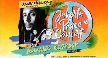 Anak Bob Marley Akan Datang Ke Indonesia